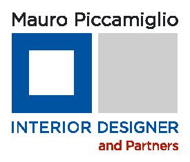 logo mauro piccamiglio interior designer